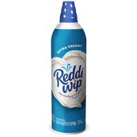 Reddi-wip Extra Creamy Whipped Dairy Cream Topping 13 oz.