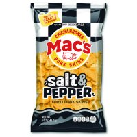 Mac's Salt & Pepper Pork Skins 5oz