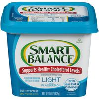 Smart Balance Buttery Spread Light With Flaxseed Oil