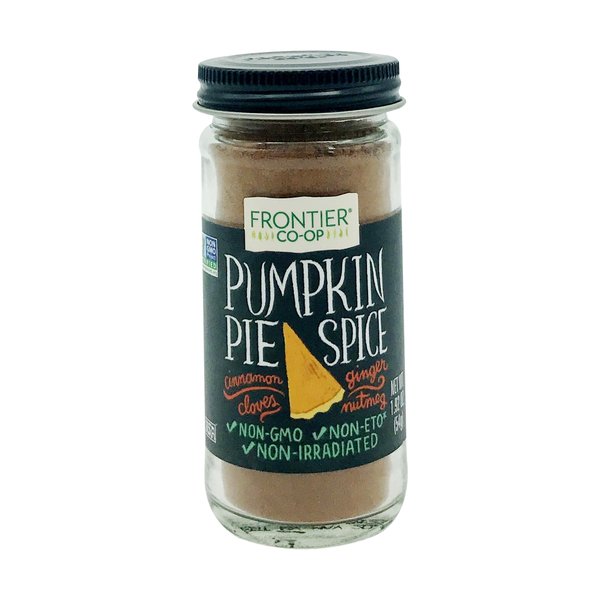 Frontier co-op Pumpkin Pie Spice, 1.92 oz