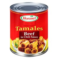 Hormel Beef Tamales, 28 Ounce