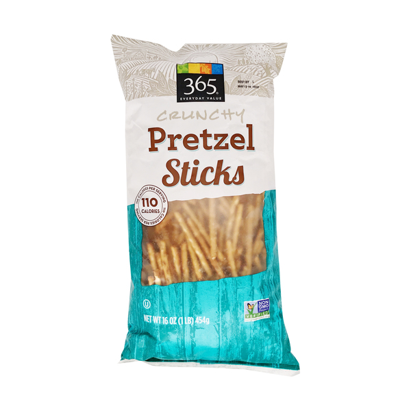 365 everyday value® Crunchy Pretzel Sticks, 16 oz