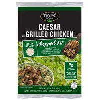 Caesar with Grilled Chicken Chopped Salad Kit