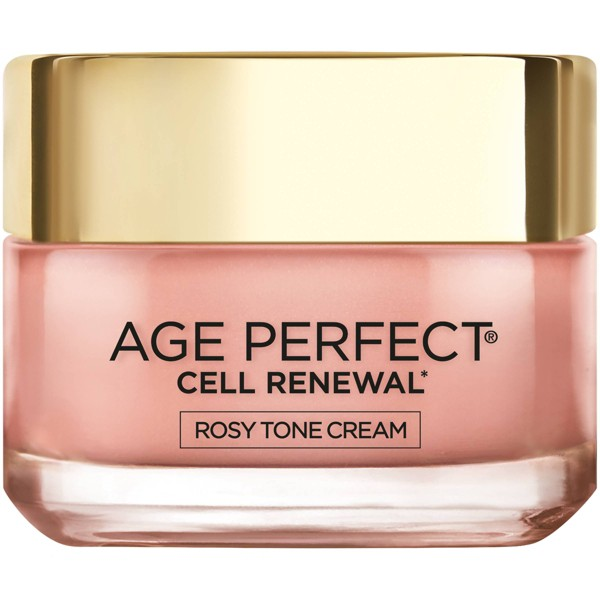 L'Oreal Paris Age Perfect Cell Renew Rosy Radiance Cream 1.7oz