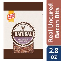 Oscar Mayer Selects Natural Select Bacon Bits, 2.8 oz Pouch