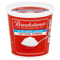 Breakstone's 2% Milkfat Lowfat Small Curd Cottage Cheese
