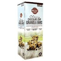Wesley Farms Chocolate Chip Chewy Granola Bars - 52.8oz