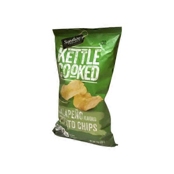 Santitos Jalapeno Kettle Cooked Chips