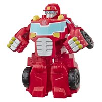 Playskool Heroes Transformers Rescue Bots Academy Heatwave the Fire-Bot Converting Toy