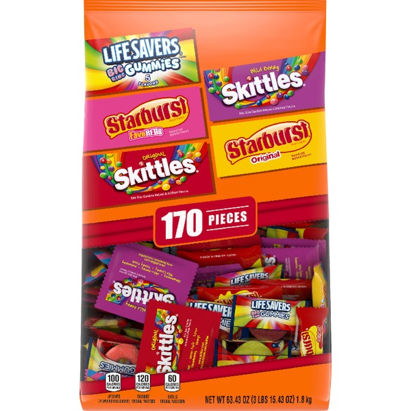 Mars Wrigley Candy, Assorted