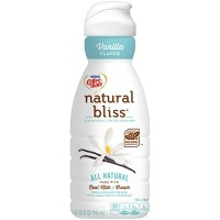 Coffee Mate Natural Bliss Vanilla Coffee Creamer - 1qt