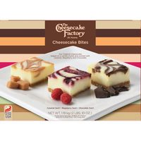 The Cheesecake Factory Cheesecake Bites, 54 ct