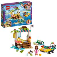 LEGO Friends Turtles Rescue Mission 41376 Building Kit (225 Pieces)