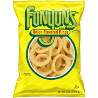 Funyuns Onion Flavored Rings, 6 Oz.