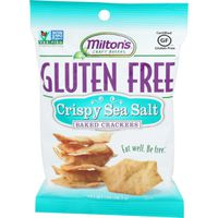 Miltons Sea Salt Baked Crackers