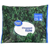 Great Value Frozen Chopped Kale, 12 oz