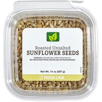 Pre Packaged Bulk Roasted Unsalted Sunflower Seeds