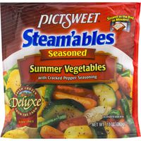 Picsweet Steam'ables Summer Vegetables Seasoned