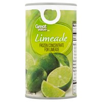 Great Value Limeade, Frozen Concentrate, 12 fl oz