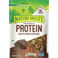 Nature Valley Granola, Protein Oats and Dark Chocolate