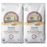 Central Milling Organic Unbleached All Purpose Flour, 2 x 10 lbs