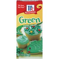McCormick® Green Food Color
