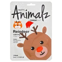 Masque Bar Pretty Animalz Reindeer Calming Sheet Mask - 0.71 fl oz