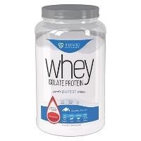 Integrated Supplements Whey Isolate Protein Powder - Strawberry - 1.85lb
