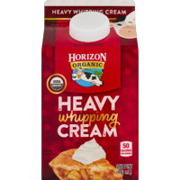 Horizon Organic Heavy Whipping Cream, 1 Pint