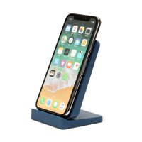 iHome | Air Stand 7.5W Qi Silicone Wireless Charging Stand