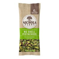 Nichols Farms Roasted With Sea Salt No Shell Pistachios