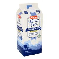 H-E-B Lactose Free Calcium Fortified 2% Reduced Fat Milk