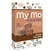 My/Mo Mochi Ice Cream Double Chocolate - 6ct