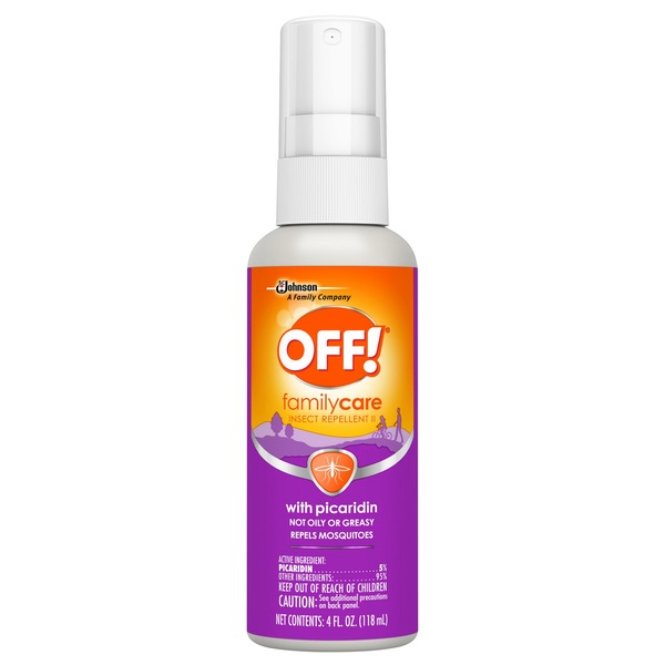 Off! Insect Repellent II, Family Care