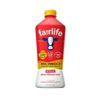 Fairlife Lactose-Free DHA Omega-3 Ultra-Filtered Whole Milk - 52 fl oz