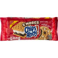 Chips Ahoy! Nabisco S'mores  Filled Soft Cookies