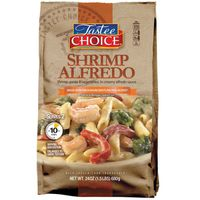 Tastee Choice Shrimp Alfredo