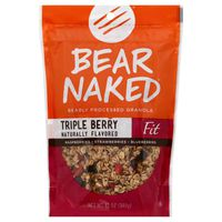 Bear Naked ® Bear Naked® 100% Pure & Natural Triple Berry Crunch