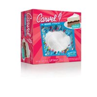Carvel Lil' Love Ice Cream Cake, Chocolate and Vanilla Ice Cream and Crunchies, 25 fl oz