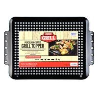 "Expert Grill Porcelain Grill Topper, 12"" x 16"""