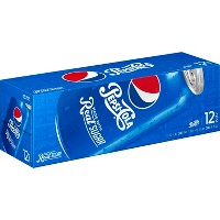 Pepsi Cola with Real Sugar- 12pk/12 fl oz Cans