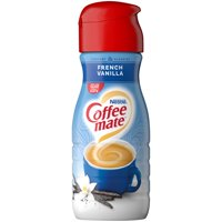 COFFEE MATE French Vanilla Liquid Coffee Creamer 16 Fl. Oz. Bottle | Non-dairy, Lactose Free, Gluten Free Creamer