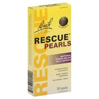 Bach Rescue Pearls, Capsules
