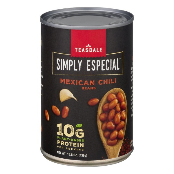 Teasdale Beans, Mexican Chili