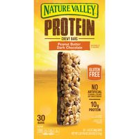 Nature Valley Protein Chewy Bar, 30 x 1.42 oz