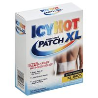Icy Hot Medicated Patch, Extra Strength, XL Back and Large Areas