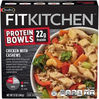Stouffer's Protein Bowls Chicken with Cashews