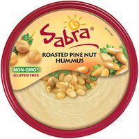 Sabra Roasted Pine Nut Hummus Dip