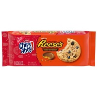 Chips Ahoy! Chewy Chocolate Chip Cookies With Reese's Peanut Butter Cups - 9.5oz