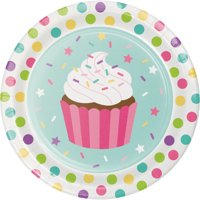 Sweet Treats Paper Plates